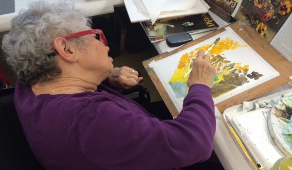 Danville seniors selected to compete in juried art exhibit in SF